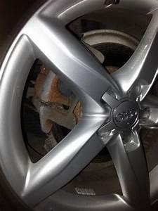 Brake Caliper And Rotor Rust