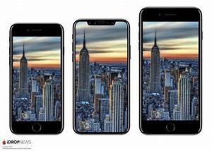 Taille Des Iphone : les dimensions de l 39 iphone 8 se confirment comparatif en images avec iphone 7 7 plus et galaxy s8 ~ Maxctalentgroup.com Avis de Voitures