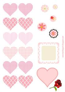 free digital scrapbooking embellishment diy tags