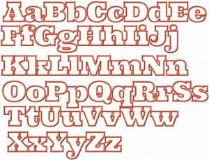Wonderfull Free Block Letter Font – Letter Format Writing