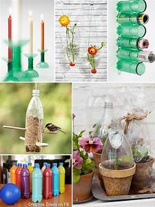 25 DIY Ideas to Recycle Your Potential Garbage