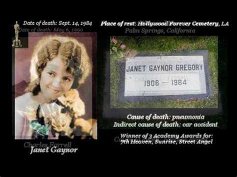 foto de Silent Stars Graves / Deaths Their Final Journeys How