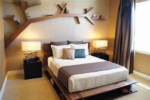 Multifunction creative bedroom ideas home furniture and for Creative ideas for bedrooms