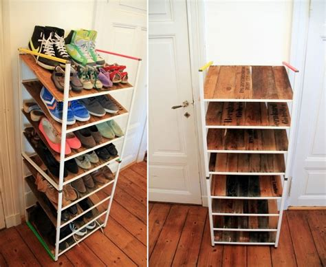 ikea shoe rack how to use ikea products to build shoe storage systems