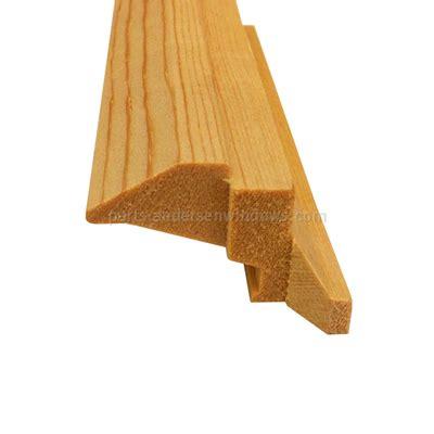 pine sill stop andersen windows doors andersen  series casement trim stops