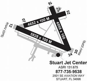 Ksua Airport Diagram