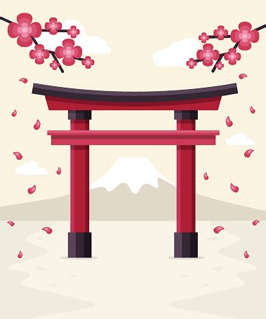 japanese shrine clipart   cliparts  images