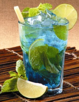 top  blue curacao drinks  recipes  foods