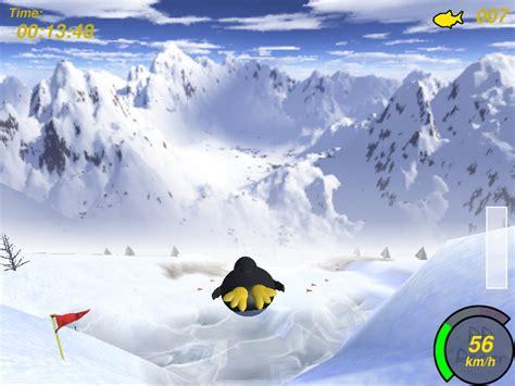 planet penguin racer fosswire