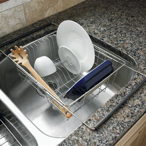 the sink dish rack designs for small kitchens dish racks core77