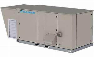 Daikin Applied  Rooftop Air Handler