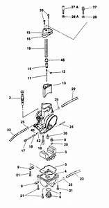 Keihin Pwm 38 Mm Carburetor For Shift Karts