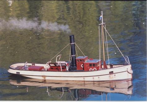 Odell Boat by Vintage Model Steam Ships