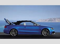 The New Audi A5 2015 2016 Car Reviews Prices And Specs