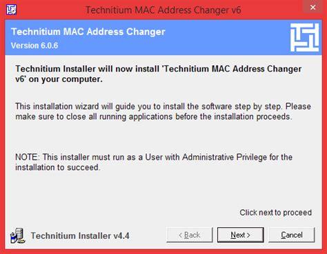 comment changer l adresse mac facilement sur windows