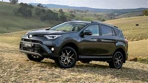 Toyota Rav4 2017 Pricing And Spec Confirmed