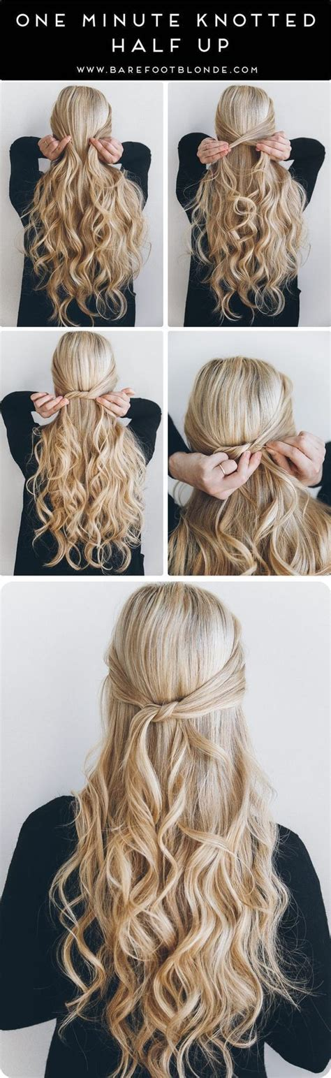 25 best ideas about down hairstyles on pinterest half