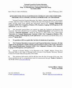 Contract Termination Letter Free 10 Sample Maintenance Contract Agreement Templates