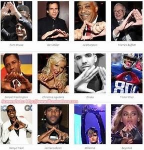 celebrities illuminati satanic hand signs | New World ...