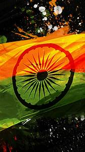 Very Sweet and Cute Animals: Indian flag 360x640 Wallpapers