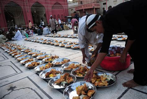 Ramadan Food Image by Ramadan Fasting And For Haves And Nots Time