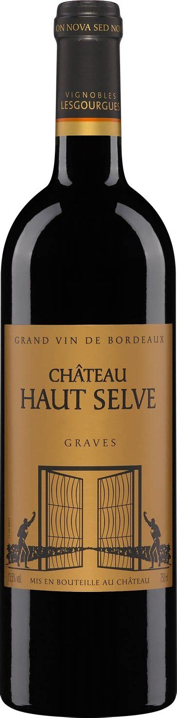 Château Haut Selve 2010  Expert Wine Ratings And Wine