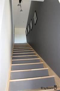 Decoration Murale Montee Escalier : l 39 escalier de deux couleurs photo 1 11 3526538 ~ Melissatoandfro.com Idées de Décoration