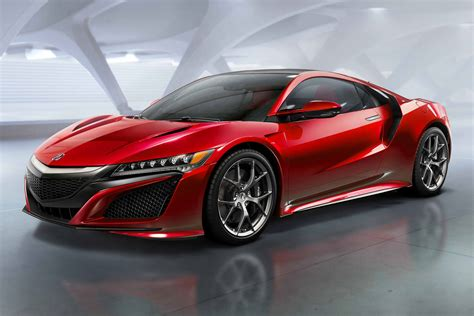 New Honda Nsx: Details, Price And Specs