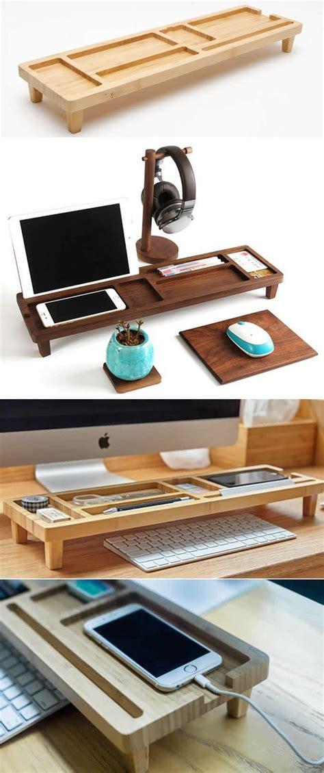 pin  peter siemieniuk  home   desk organization woodworking desktop organization