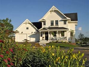 Farmhouse Exterior - Traditional - Exterior - Minneapolis