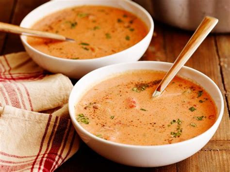 best soup best tomato soup ever recipe ree drummond food network