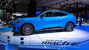 Mustang Expert Launches Petition To Change Mach-E Name