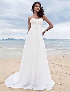 2015 hot sale beach wedding dress sweetheart sleeveless With chiffon beach wedding dress