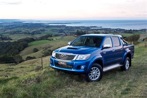 2018 Toyota Hilux Pricing Specifications Gallery