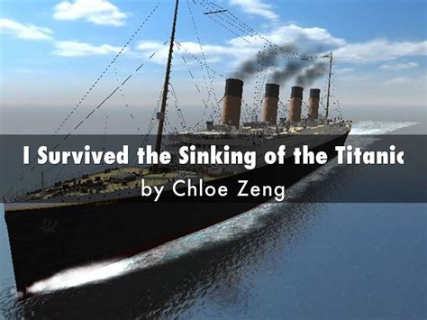 i survived the sinking of the titanic i survived the sinking of the titanic by s119692