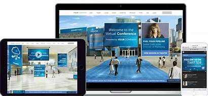 Virtual Event Events Platform Inxpo Community Website