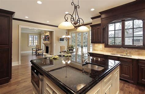 select   granite   kitchen