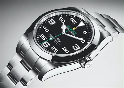 Introducing: The New Rolex Air-King (Finally) - HODINKEE