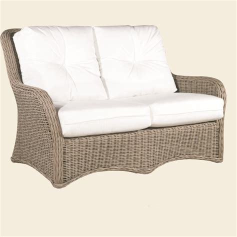 patio renaissance south bay loveseat