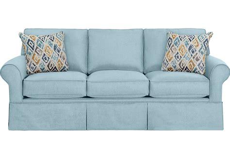 Blue Sleeper Sofa by Provincetown Sky Sleeper Sofa Sleeper Sofas Blue