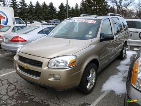 Chevrolet Uplander 2006 by 2006 Chevrolet Uplander Lt Awd Exterior Photos Gtcarlot