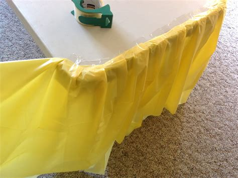 how to make a tablecloth for a rectangular table mickey mouse clubhouse party my crazy blessed life
