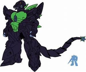Mecha Super Godzilla by dracostarcloud on DeviantArt