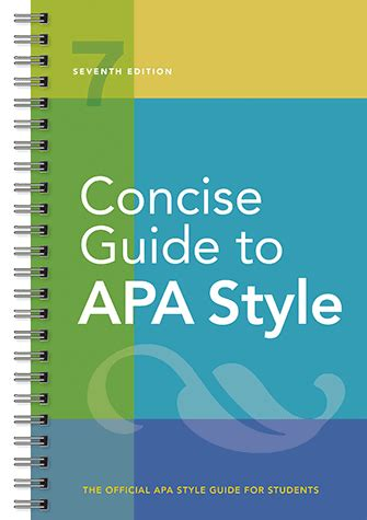 concise guide   style seventh edition