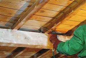 Traitement Bois Charpente : optim 39 home isolation traitement de charpente bordeaux ~ Edinachiropracticcenter.com Idées de Décoration