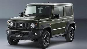 Suzuki Jeep Jimny : 2018 suzuki jimny gets 1 5 liter engine in europe ~ Kayakingforconservation.com Haus und Dekorationen