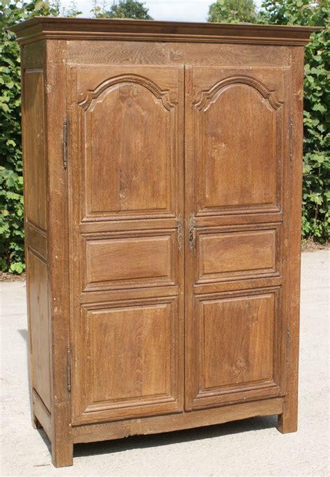 Small Armoire Wardrobe by Fantasti Early 19th Century Small Antique Oak