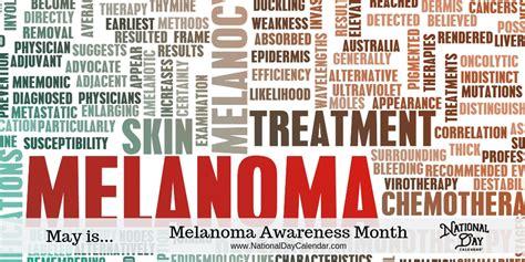melanoma monday monday national day calendar