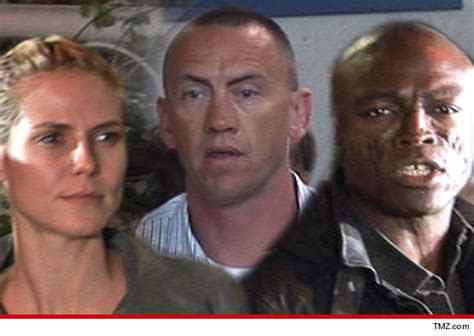 Seal Heidi Klum Was Fornicating With The Help