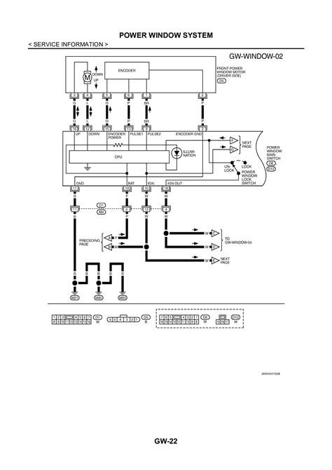 nissan stereo wiring diagram wiring diagram image